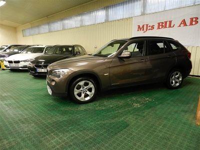 begagnad BMW X1 xDrive20d (4WD, 177hk)