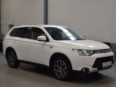 used Mitsubishi Outlander P-HEV Business Nav Läder