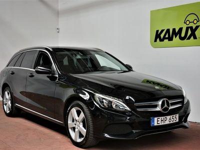 brugt Mercedes 220 C4Matic Avantgarde S&V-Hjul (170hk)
