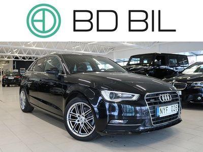 begagnad Audi A3 2.0 TDI PROLINE QUATTRO EU6
