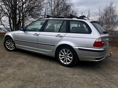 begagnad BMW 318 e46