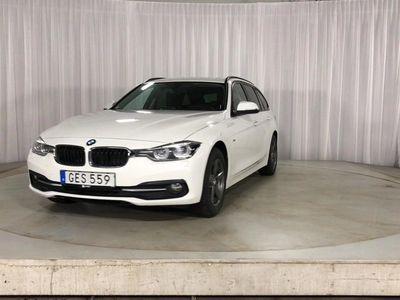 gebraucht BMW 320 d xDrive Touring, F31 (190hk)