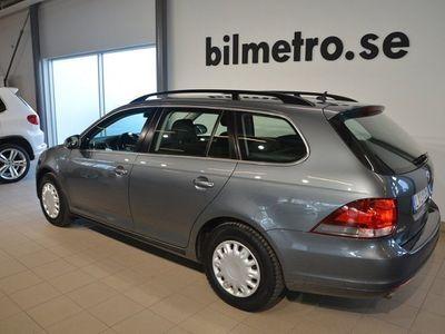begagnad VW Golf Variant 1.6 TDI 105HK BMT /Dragpaket