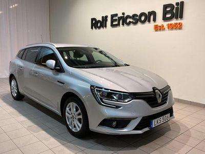 begagnad Renault Mégane MeganeSport Tourer 1,3 TCe 140 Zen GPF EDC ST 2019, Kombi 179 500 kr