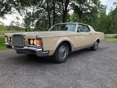 begagnad Lincoln Continental ContinentalIII Coupe V8 Aut 364