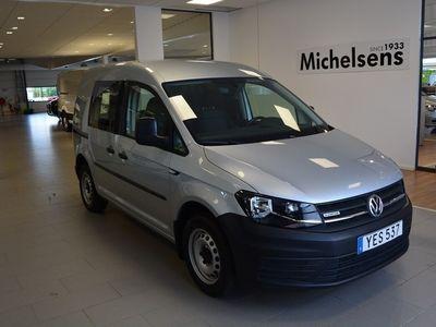 begagnad VW Caddy EU6 TGI 110HK CNG GAS