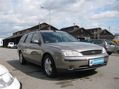 begagnad Ford Mondeo 2,5i-v6 ACC/SkinnEl stol/Besiktad Kombi