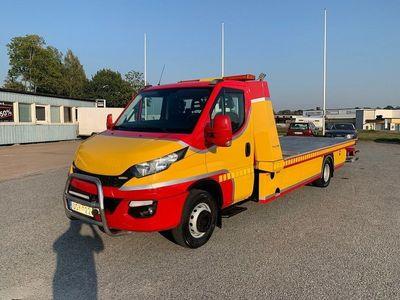 begagnad Iveco Daily 72C18 Bärgningsbil Euro 6