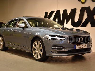 begagnad Volvo S90 T6 AWD 320hk   Inscription   Se Spec!