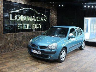 begagnad Renault Clio 5-d 1.2 NYSERVAD BESIKTAD