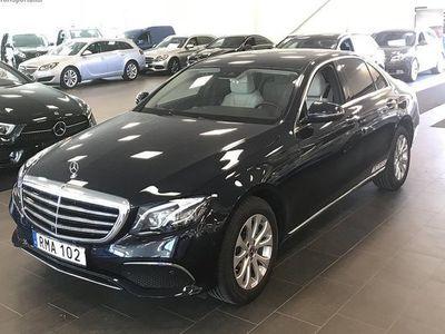 begagnad Mercedes 220 Benz E d 4MATIC Sedan 2018, Sedan 418 800 kr