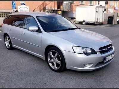 begagnad Subaru Legacy 2.0 4WD 164hk Aut