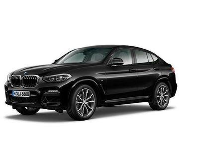 begagnad BMW X4 xDrive20d/M Sport/Vinterhjul ingår