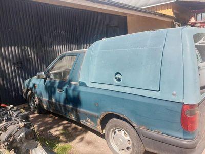 begagnad VW Caddy pickup objekt/ delar