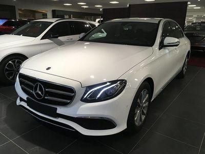begagnad Mercedes E220 SE Edition, Advantagepa -19