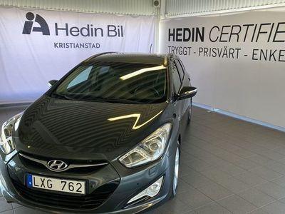 begagnad Hyundai i40 CW 1,7CRDI 136HK