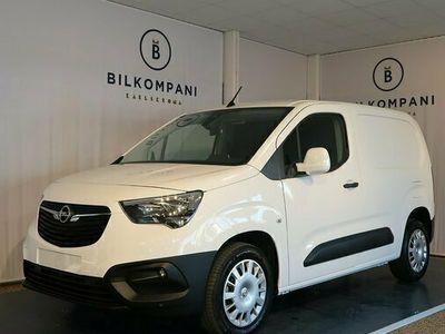 begagnad Opel Combo Combo LifeBus L1 D 100 2020, Minibuss Pris 195 000 kr