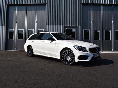 begagnad Mercedes C43 AMG AMGT 4MATIC Euro 6 367 HK