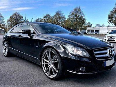 begagnad Mercedes CLS350 CDI BlueEFFICIENCY 7G-Tronic Plus 265hk Sv-Såld