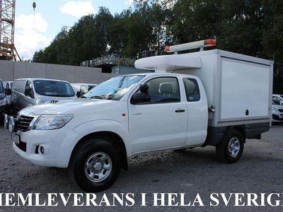 begagnad Toyota HiLux Extra Cab 2.5 4X4 D-Verks.Inred D-Värm