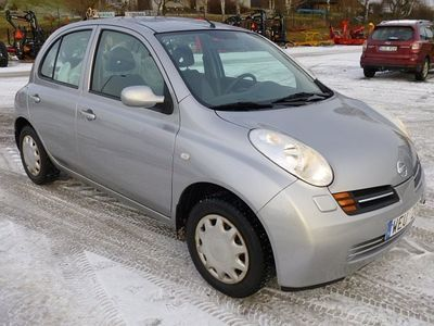 begagnad Nissan Micra 1,2 (80hk)