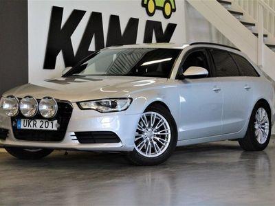 begagnad Audi A6 3.0 TDi Q | S-Tronic | Drag | M-Värm