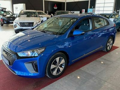 begagnad Hyundai Ioniq PHEV Comfort Eco Automat 2017, Sedan Pris 199 500 kr