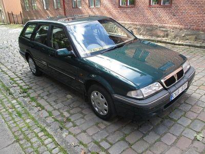 begagnad Rover 416 Tourer 1.6 122hk Högerstyrd