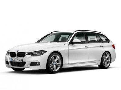 begagnad BMW 318 d Touring M Sport Automat