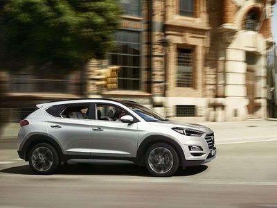 begagnad Hyundai Tucson 1.6 T-GDi DCT 4WD Premium