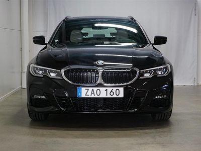 "begagnad BMW 330 i xDrive Panorama El-Stol Värmare 19"""
