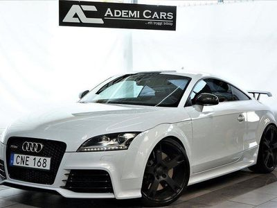 """begagnad Audi TT RS 2,5 TFSI 400HK 20"""" Miltek Bose"""