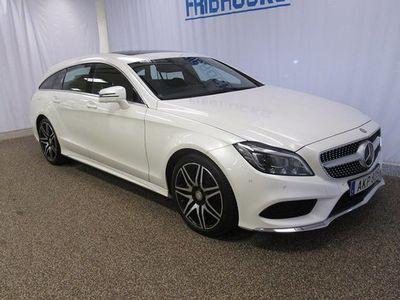 begagnad Mercedes 350 CLS BenzBlueTE-Tronic Plus AMG Sport, AMG Plus Sport Euro 6 2015, Sportkupé 339 900 kr