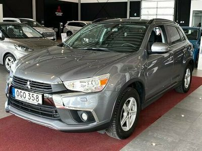 begagnad Mitsubishi ASX 1.6 LIMITED 2WD