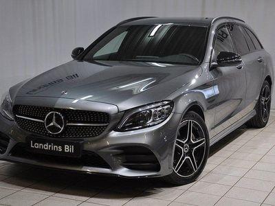 begagnad Mercedes 220 C4MATIC AMG 2års garanti