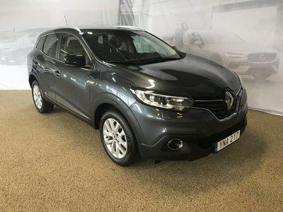 begagnad Renault Kadjar 1,6 dCi 130hk Limited 4x4