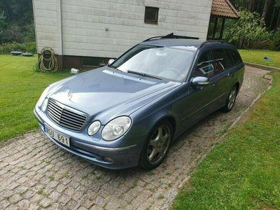 begagnad Mercedes E280 4MAT