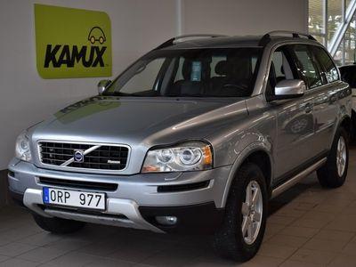 begagnad Volvo XC90 R-design Dieselvärmare Drag SoV Hemleverans