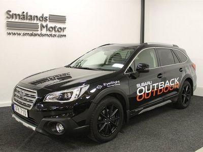 begagnad Subaru Outback 2.0 D SUMMIT - Extrautrustad