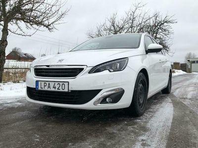 begagnad Peugeot 308 SW BlueHDi