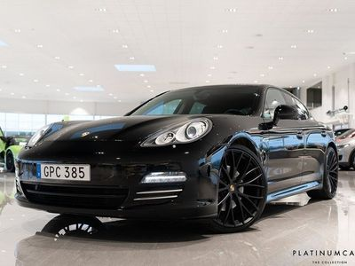 begagnad Porsche Panamera 4 PDK 300hk / Sv.Såld