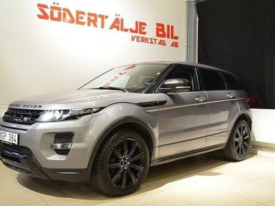 begagnad Land Rover Range Rover evoque Dynamic Automat