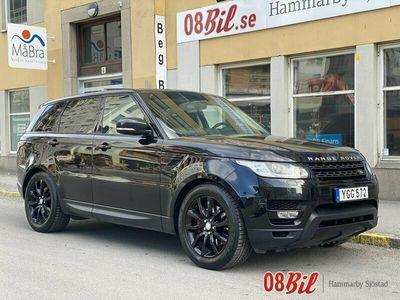 begagnad Land Rover Range Rover Sport 3.0 TDV6 HSE 7-SITS PANORAMA D-VÄRM