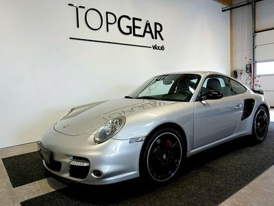 begagnad Porsche 911 Turbo 997 560 hk