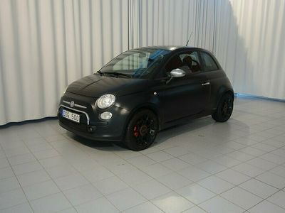 begagnad Fiat 500 1,4 Black Jack