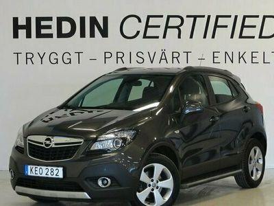 begagnad Opel Mokka 1.6 CDTi 4x4 Drag Xenon PDC 2016, SUV Pris 139 900 kr