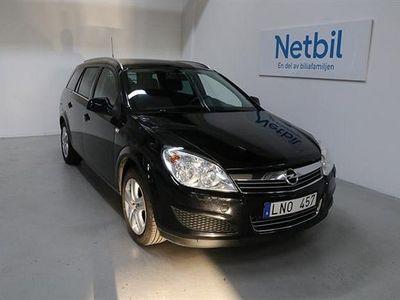 begagnad Opel Astra Caravan 1.6 115hk