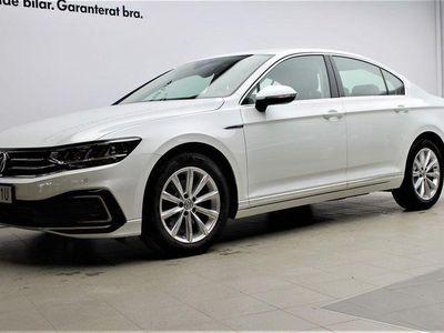 begagnad VW Passat GTE PB TSI PLUG-IN-HYBRID