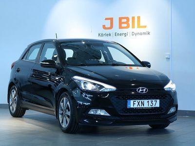 begagnad Hyundai i20 5D 1.4 Premium 2016, Halvkombi 84 900 kr