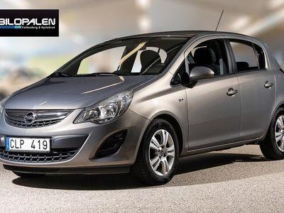 begagnad Opel Corsa Enjoy 5-dörrar 1.2 -11
